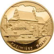 Puola 2008 2 Złoty Kazimierz Dolny UNC
