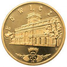 Puola 2008 2 Złoty Łowicz UNC