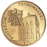 Puola 2008 2 Złoty Piotrków Trybunalski UNC