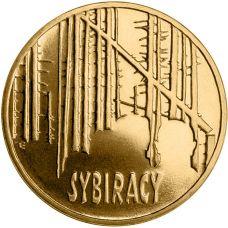 Puola 2008 2 Złoty Siberian Exiles UNC