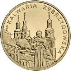 Puola 2010 2 Złoty Kalwaria Zebrzydowska UNC