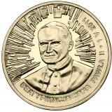 Puola 2011 2 Złoty Beatification of John Paul II UNC