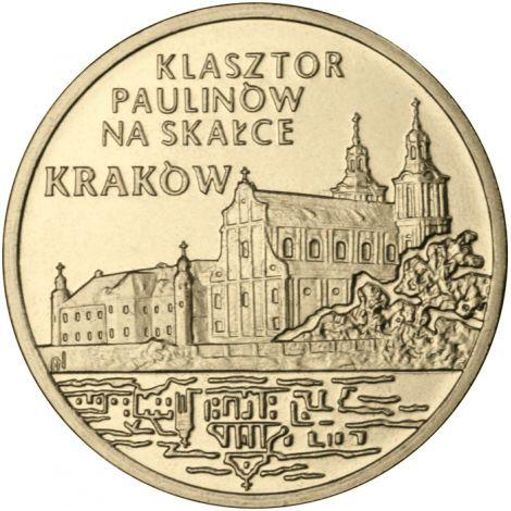 Puola 2011 2 Złoty Kraków UNC