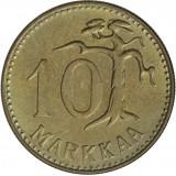 Suomi 1962 10 Markkaa kl. 8-9