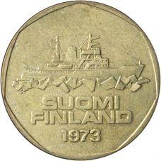 Suomi 1972 5 Markkaa kl. 6