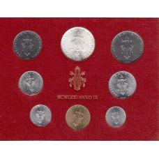 Vatikaani 1974 1-500 Lire UNC