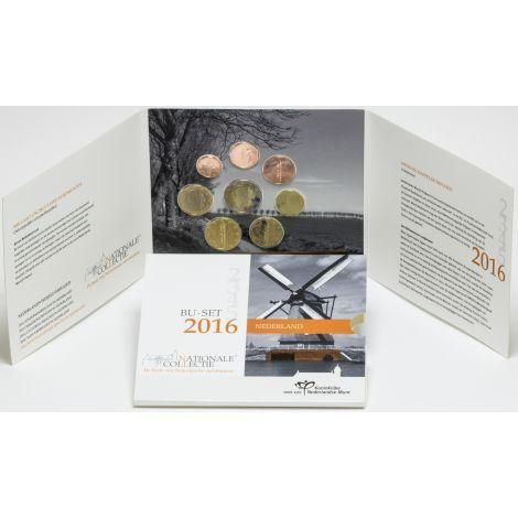 Alankomaat 2016 Rahasarja BU