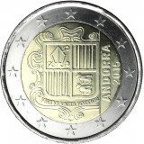 Andorra 2015 2 € UNC