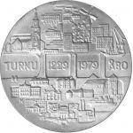 Suomi 1979 25 Markkaa Turku 750v BU