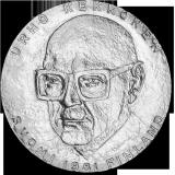 Suomi 1981 50 Markkaa Urho Kekkosen presidenttikauden 25-vuotisjuhlaraha UNC
