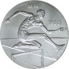 Suomi 1983 50 Markkaa Yleisurheilun MM-kisat BU