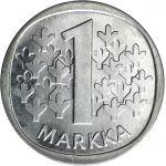 Suomi 1988 1 Markka M UNC