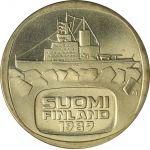 Suomi 1989 5 Markkaa UNC