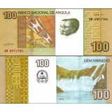 Angola 2012 100 Kwanzas P153 UNC