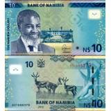 Namibia 2015 10 Dollars P11 UNC