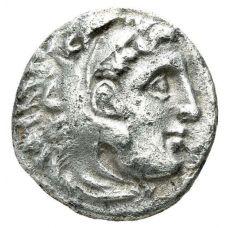 Alexanteri suuri 336-323 BC Drachm HOPEA