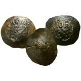Bysantin kuparirahat 3kpl #2