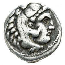 Philippos III 323-316 BC Drachm Zeus HOPEA
