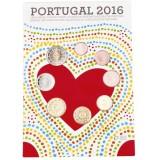 Portugali 2016 Rahasarja FDC