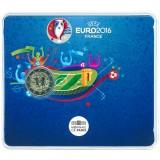 Ranska 2016 2 € UEFA EURO 2016 -turnaus COINCARD