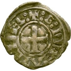 Ateena 1280-1287 William de la Roche Dinaari HOPEA