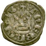 Ateena 1280-1287 William de la Roche Dinaari HOPEA