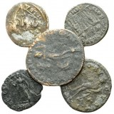 Rooman valtakunta 5 kpl Pronssi