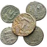 Rooman valtakunta 5 kpl Pronssi 2
