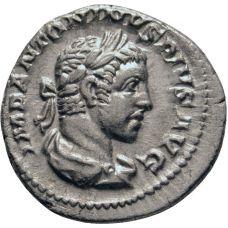 Rooman valtakunta 218-222 Elagabalus Dinaari HOPEA
