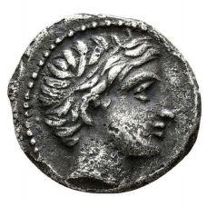 Kreikka Makedonia 359-336 BC Philippos 1/5 Tetradrachm HOPEA