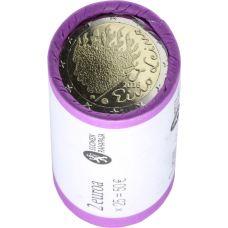 Suomi 2016 2 € Eino Leino RULLA