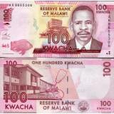 Malawi 2013 100 KWACHA P59 UNC