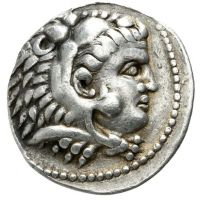 Alexander The Great Tetradrachm Herakles HOPEA