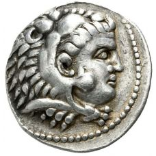 Alexander The Great Tetradrachm Herakles HOPEA