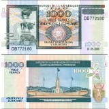 Burundi 2009 1000 Francs P46 UNC