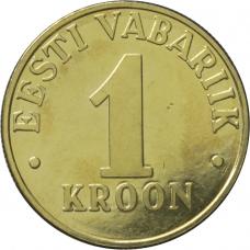 Viro 2000 1 krooni UNC