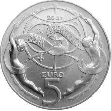 San Marino 2007 5 € HOPEA UNC