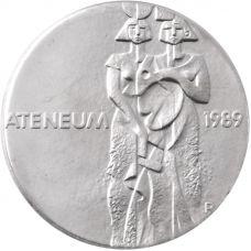 Suomi 1989 100 Markkaa Ateneum 100 vuotta BU