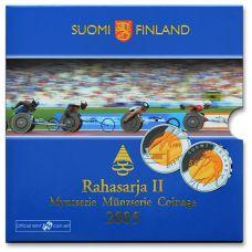 Suomi 2005 Rahasarja II BU