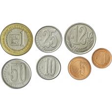 Venezuela 2007 1 centimo - 1 bolivares
