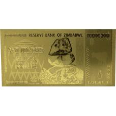 Zimbabwe 100 Trillion dollars KULLATTU