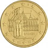 Saksa 2010 2 € Bremen KULLATTU