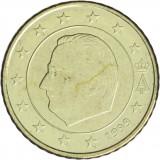 Belgia 1999 50 c UNC