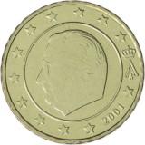 Belgia 2001 10 c UNC