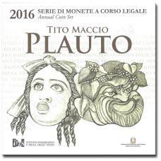 Italia 2016 Rahasarja Plauto BU