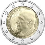 Kreikka 2016 2 € Dimitri Mitropoulos UNC