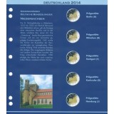 Lisälehti, Leuchtturm NUMIS Osa 4 lisälehti 2014 (346471)