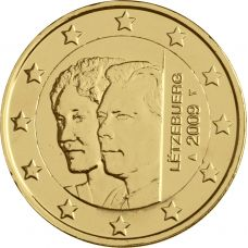 Luxemburg 2009 2 € Charlotte KULLATTU