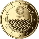 Portugali 2008 2 € Ihmisoikeuksien julistuksen 60. juhlavuosi KULLATTU