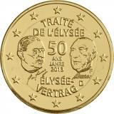 Saksa 2013 2 € Élysée-sopimus 50 vuotta KULLATTU